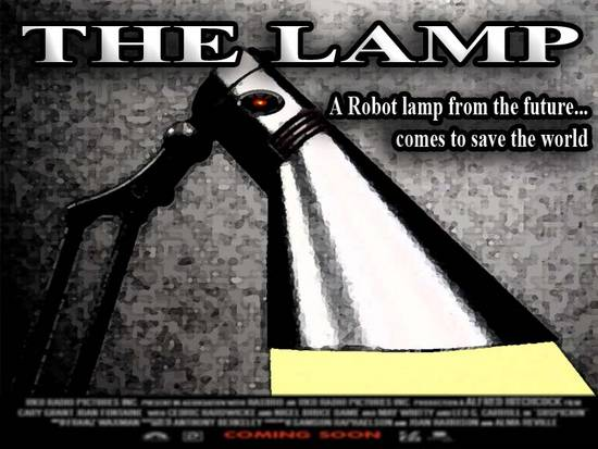 The Lamp-The Movie