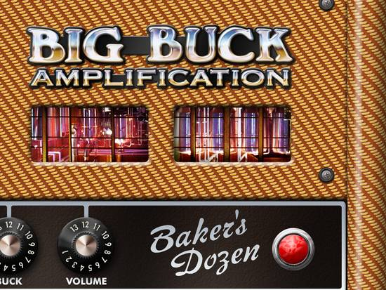 Big Buck Guitar Amp