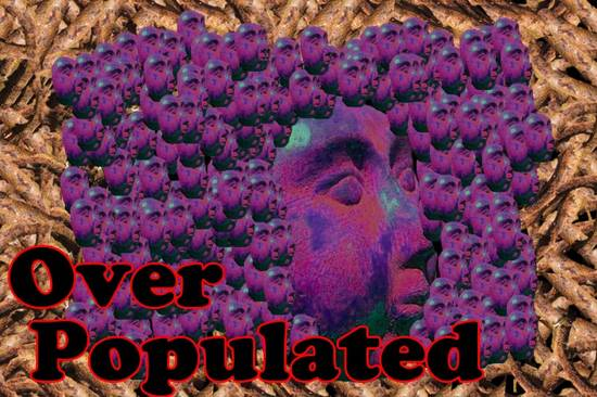 Over Populated World