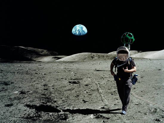Walk on the Moon.