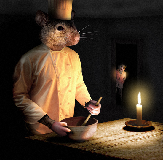 Stirring Mouse