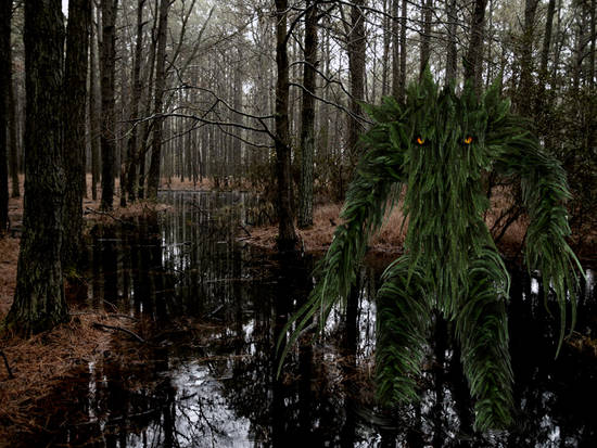 Swamp Monster