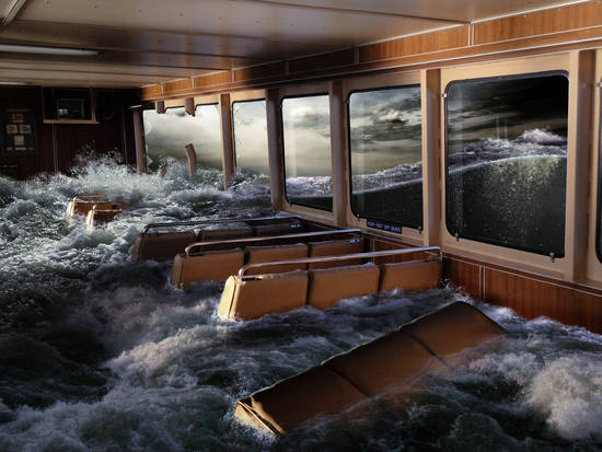 Flooded Ferry *UPD*