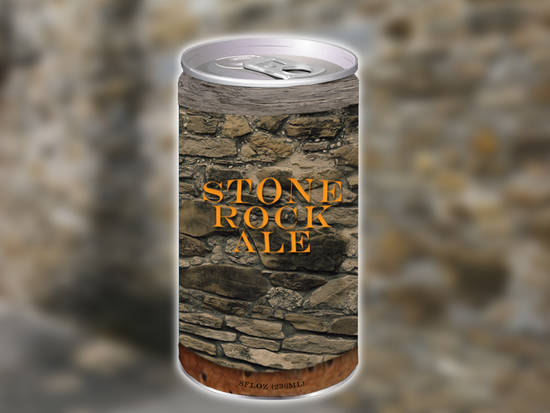 Stone Beer Can