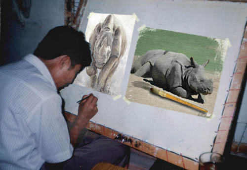 rhino painter