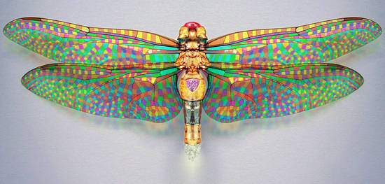 Dragonfly by Tiffany