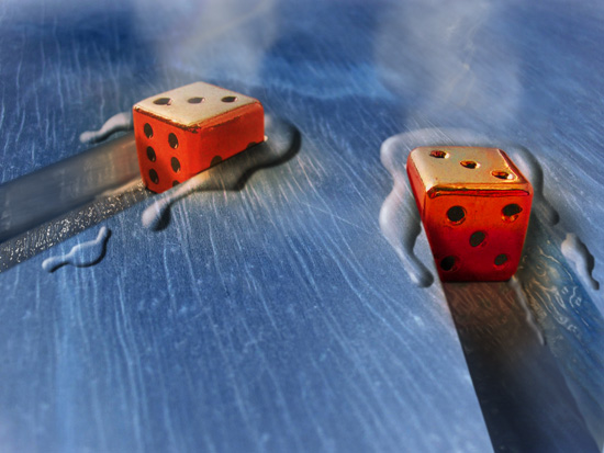 Hot Dice...Cold Table