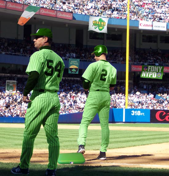 St. Patrick's Day Game