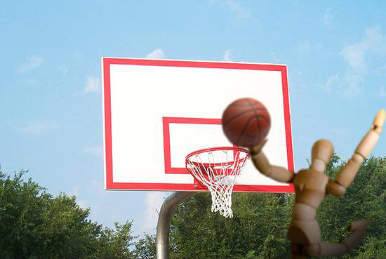 Basketball Woodman