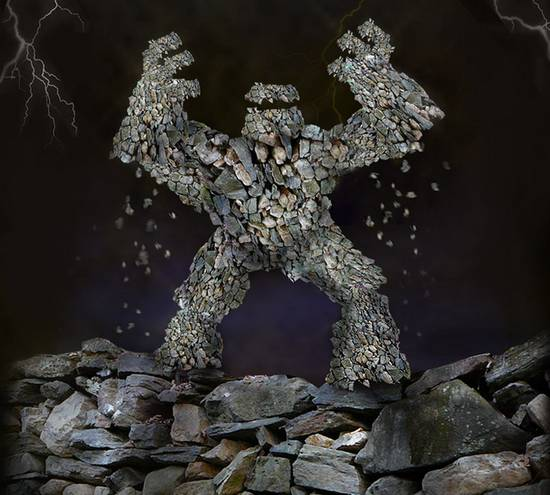 Rock Monster