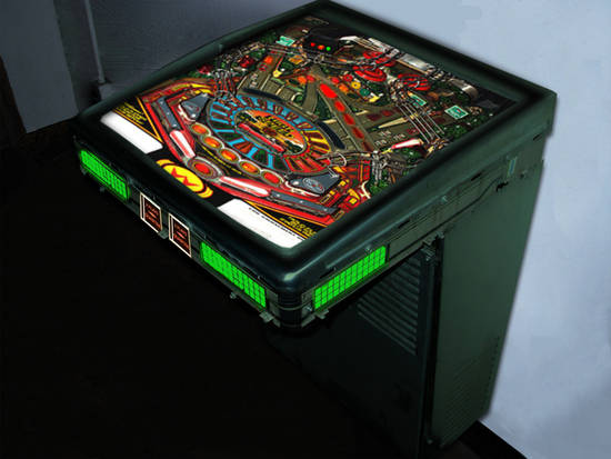 Pin Ball Machine