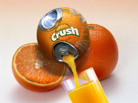 Orange Crush...