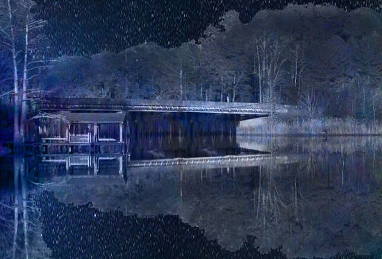 Starlit Bridge
