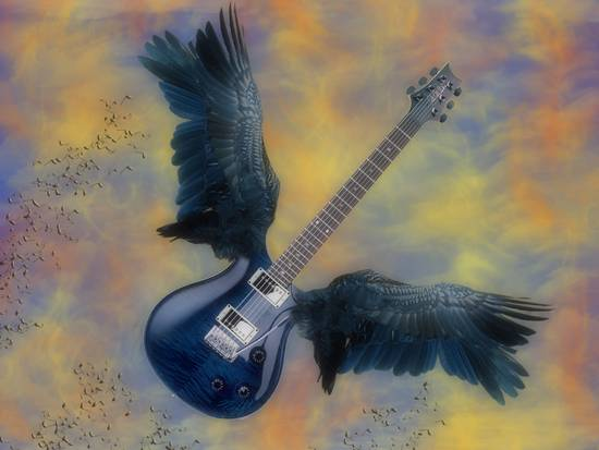 Music wings