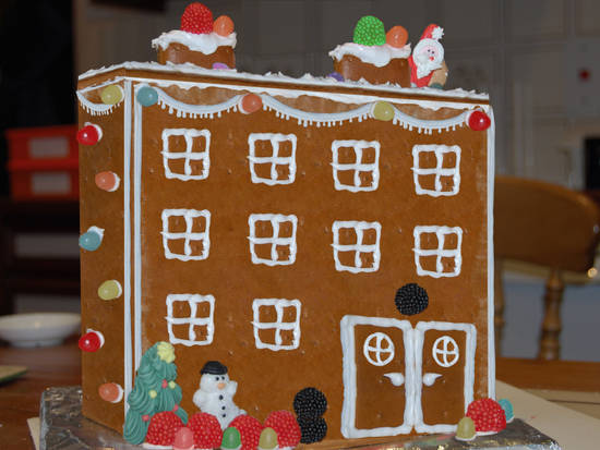 Gingerbread Hotel