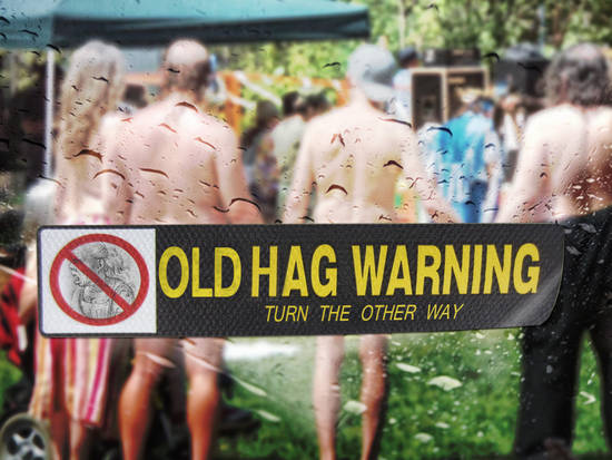 Old Hag Warning