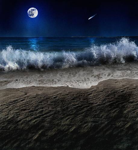 Blue Moon Tide...
