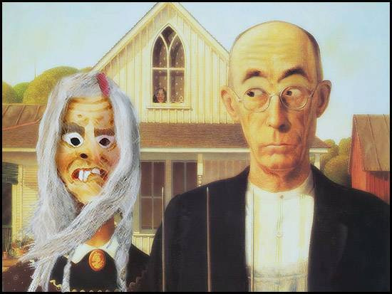 American Gothic (UP