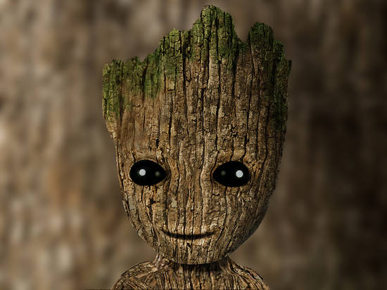Young Groot