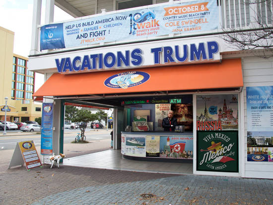 VACATIONS TRUMP !