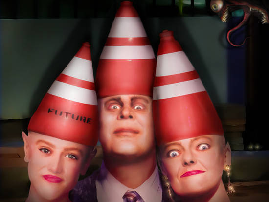 The Cone Heads