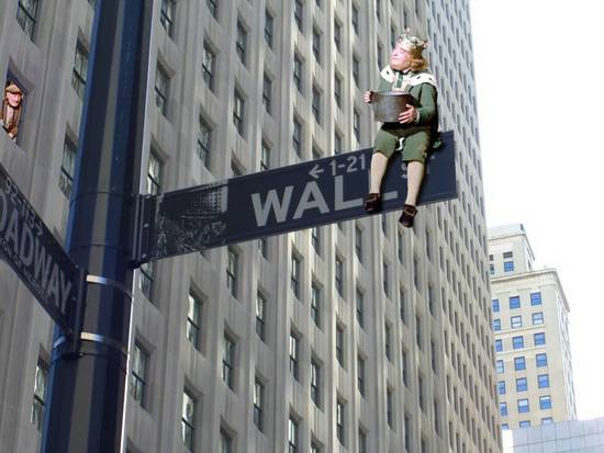 Darby on Wall Street