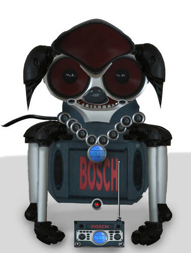 RC BOSCH DOG