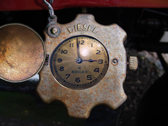 Old Roilex Pocketwatch