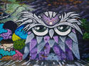 Wise Mural, 2 entries