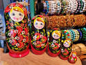 Russian Nesting Dolls, 11 entries