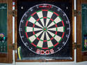 Experienced Dartboard