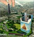 Babel Skyscrapers