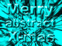 Merry Abstract X-mas