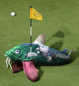 Crazier Golf...