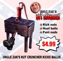 Uncle Zaks NutCruncher